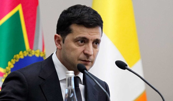 В России ответили на слова Зеленского о судьбе Крыма: Отрабатывает повестку иностранных кураторов