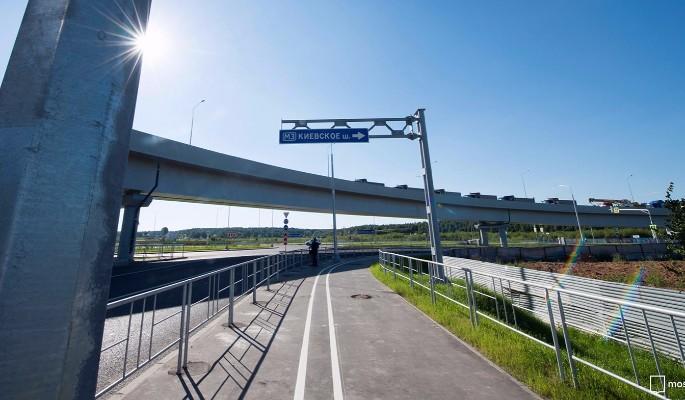 В Троицке в 2022 году построят новые улицы и дороги