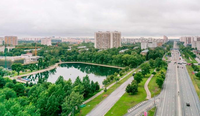 Собянин представил знаковые объекты программы 'Мой район' на северо-востоке Москвы