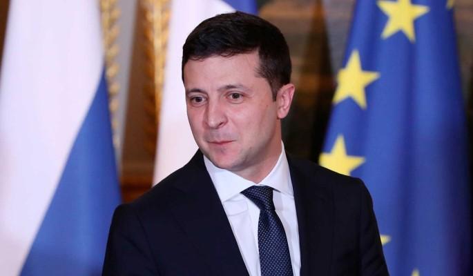 Зеленский: Украина не находится в приоритете у стран Евросоюза