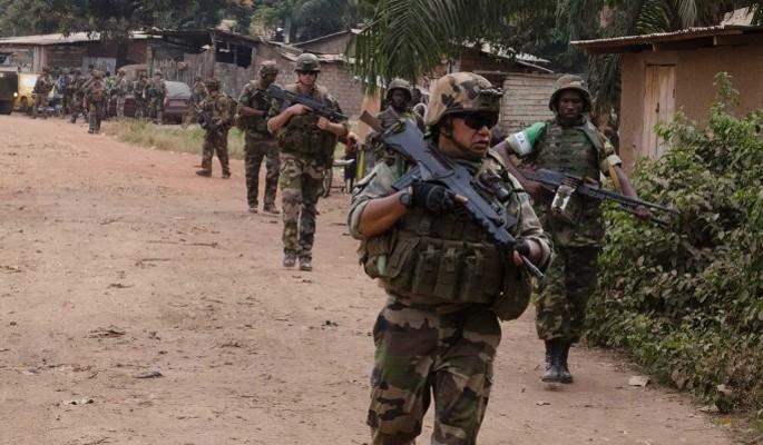 Армия ЦАР отчиталась об успешной операции по зачистке военной базы чадских наемников