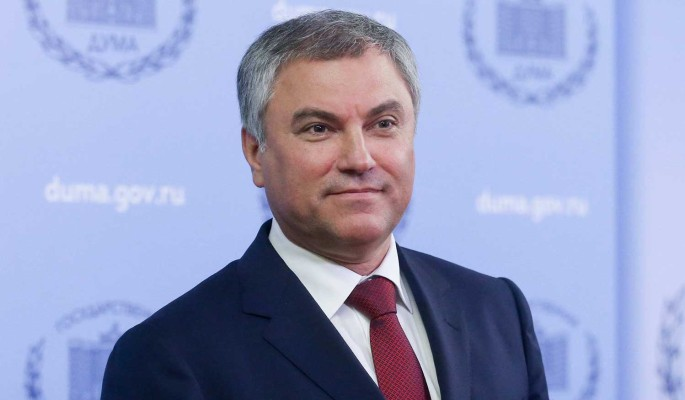 Володин победил на праймериз 'ЕР' в Саратовской области