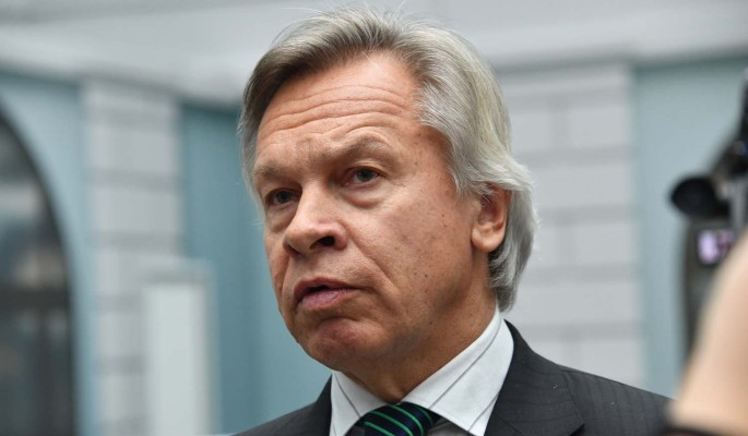 Сенатор Пушков отреагировал на заявление Байдена о принадлежности Крыма: Не ему решать