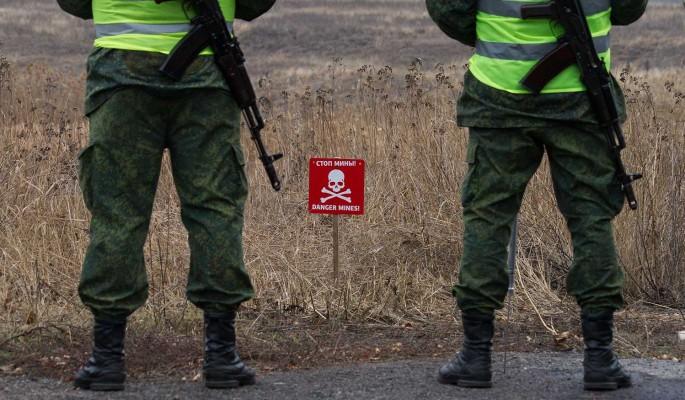 План Украины по мирному урегулированию ситуации в Донбассе назвали мифом