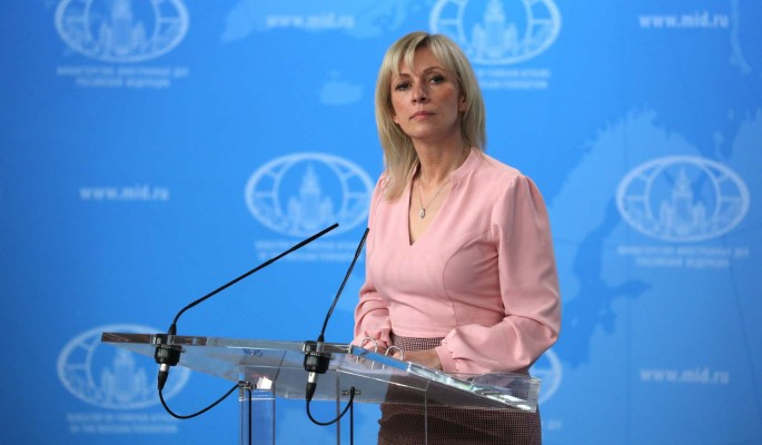Захарова заявила о подготовке 'цветной революции' в Белоруссии