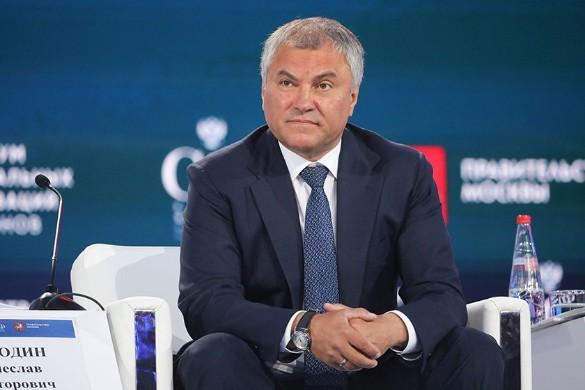 'Человек, на которого можно положиться': Вячеслав Володин отмечает 57-й день рождения
