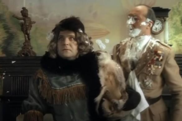 Как снимали фарсовую комедию 'Здравствуйте, я ваша тетя' с Калягиным и Джигарханяном