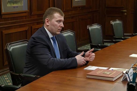 Шойгу провел встречу с победителем конкурса 'Лидеры России'