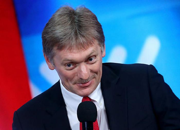'Контакты идут': Песков оценил отношения России и Молдавии
