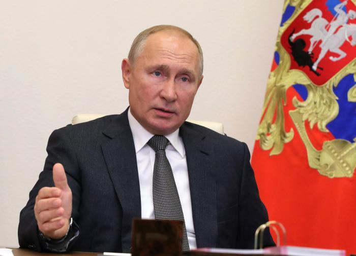 Путин прокомментировал украинскую 'форму с Крымом' на Евро-2020