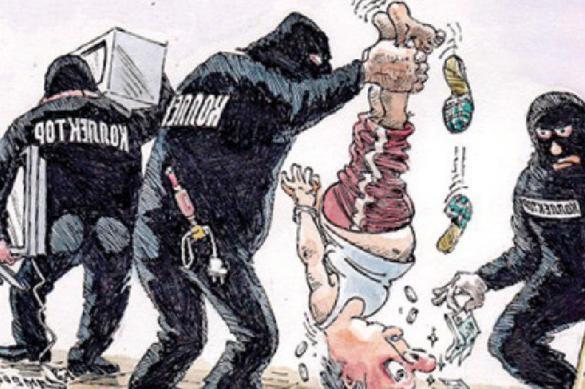 'Чёрным' коллекторам за выбивание долгов грозит до 12 лет тюрьмы