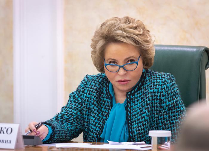 Матвиенко назвала профессию, которую не заменит ИИ