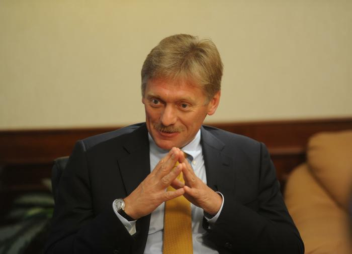 Песков рассказал о ситуации с коронавирусом в Кремле