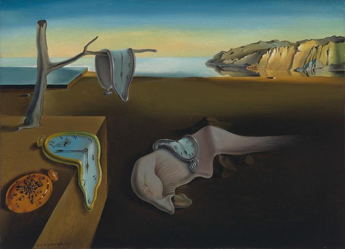 Картины Сальвадора Дали помогли разгадать 'код мозга' человека