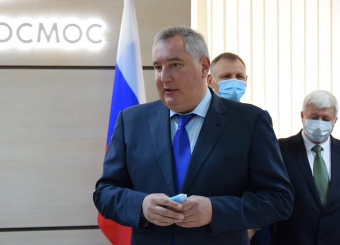 Рогозин возмутился тем, что Госдеп 'забыл' про Юрия Гагарина