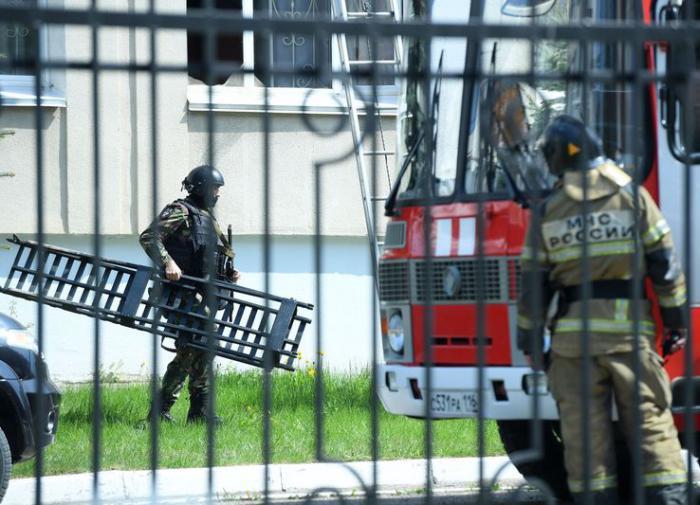 Кто виновен в трагедии в Казани