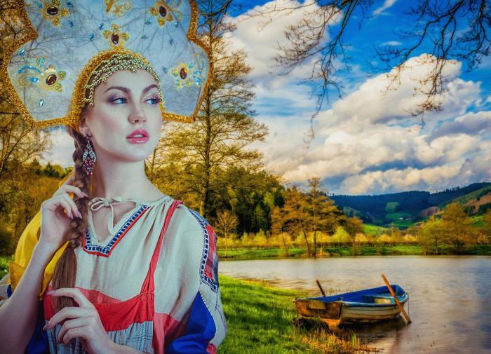 'Милая и верная': российские мужчины описали идеальную женщину