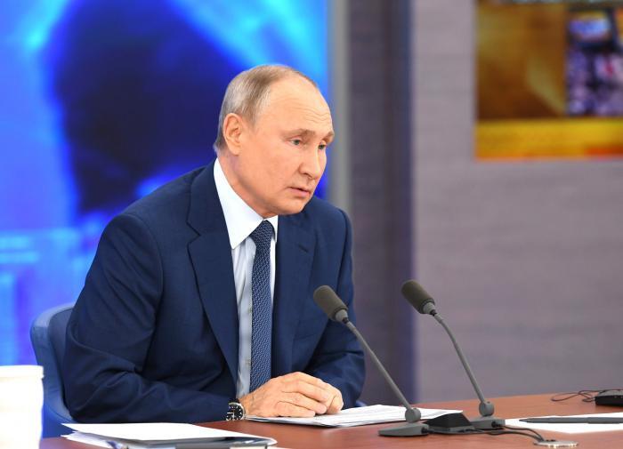 Путин о вакцинации: 'Намерен сделать это завтра'