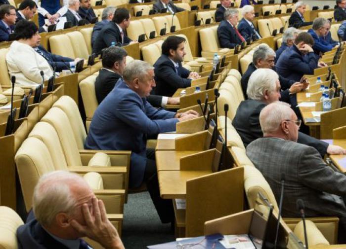 Депутат рассказал о торговле мандатами в Госдуме