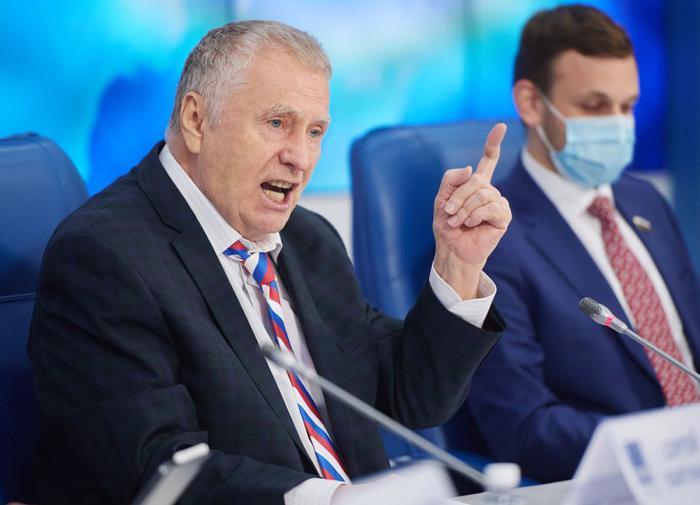 Жириновский оценил 'закрытие' Турции и нашёл ошибку в работе турбизнеса