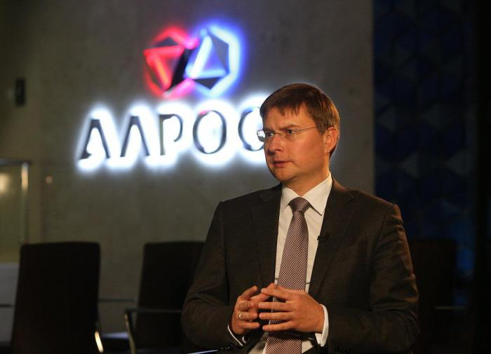 'АЛРОСА' увеличила продажи алмазов в 2,1 раза