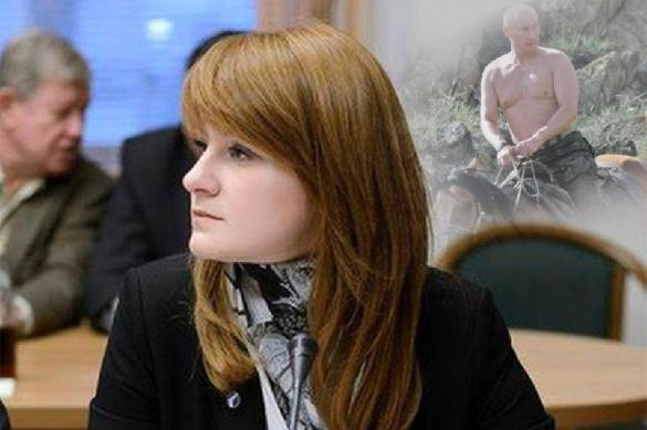 Мария Бутина благодарит РФ за санкции против США
