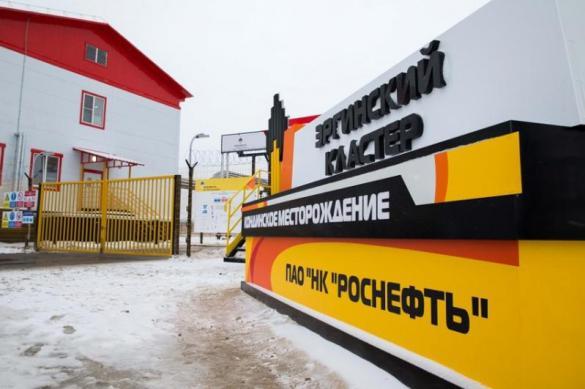 'Роснефть' не обращалась за средствами ФНБ для 'Восток Ойл'