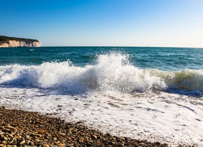 В Крыму ответили на 'провокационную выходку', связанную с Чёрным морем