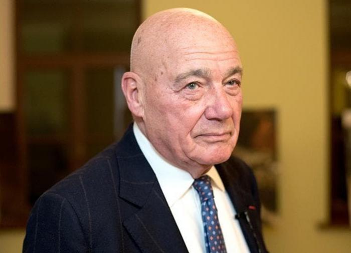Познер впервые дал комментарий по 'приему' его в Тбилиси