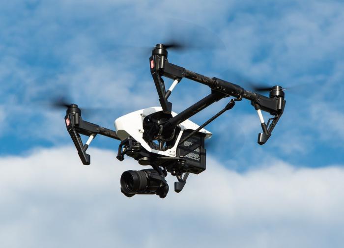В ОАЭ придумали, как вызвать дождь с помощью дронов
