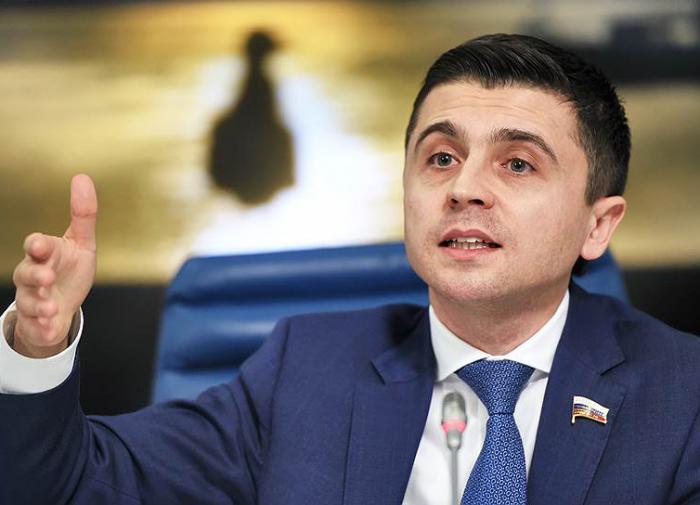 В Госдуме отреагировали на 'испуг' Украины