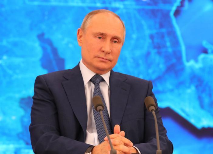Путин поедет отдохнуть в сибирскую тайгу