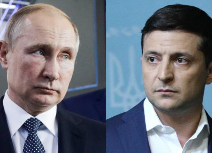 Беседа по-киевски: эксперт о возможной встрече Путина и Зеленского