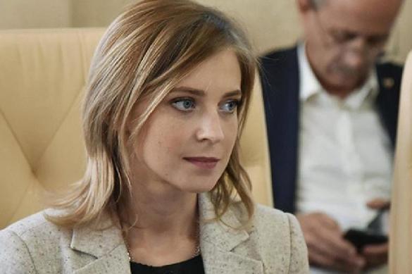Поклонская рассказала о Крыме, Украине, России и 'уроке для потомков'