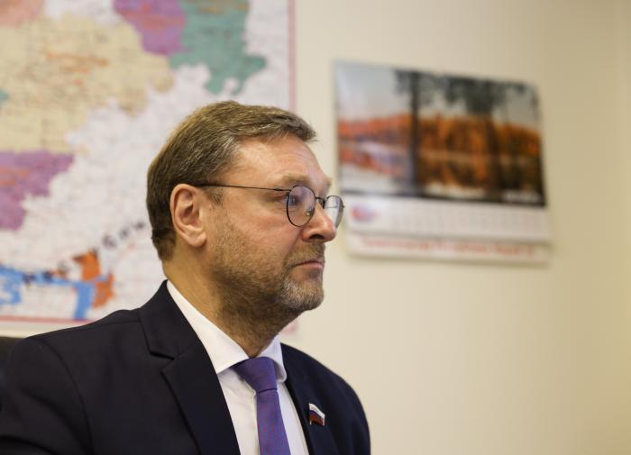 Косачёв прокомментировал заявление Байдена о 'расплате' Путина