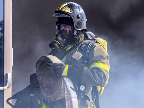 Пожар в Орехово-Зуево унес жизни двух человек