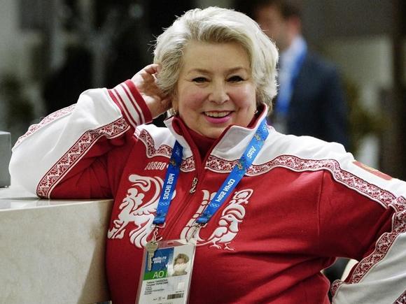 Тарасова без оптимизма оценивает перспективы участия Загитовой и Медведевой в Олимпиаде-2022