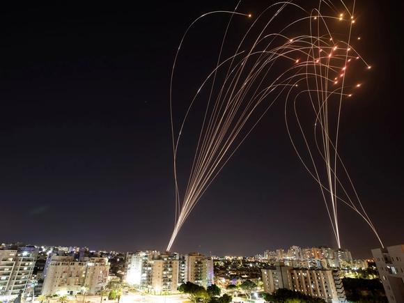 ХАМАС ударил ракетами по югу Израиля в ответ на обстрел Газы