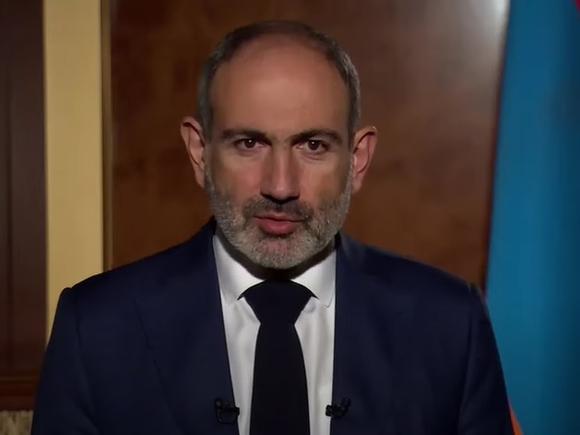 Пашинян подтвердил назначение Давтяна начальником Генштаба