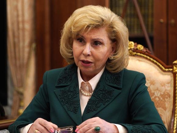 Москалькова не получала обращений в защиту арестованной в Минске россиянки Сапеги