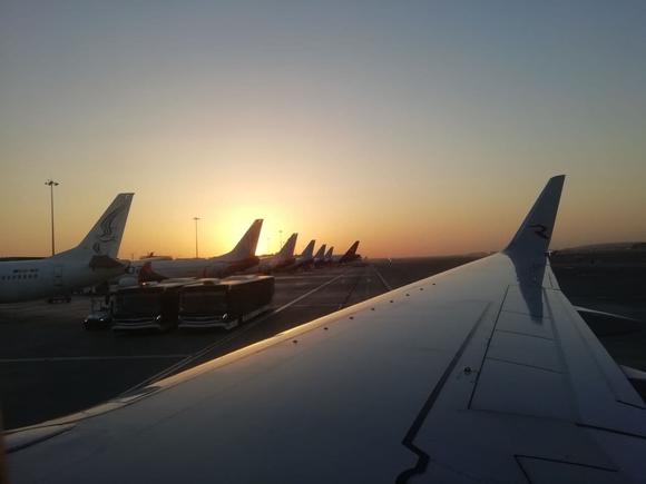 Россия возобновляет перелеты с девятью странами