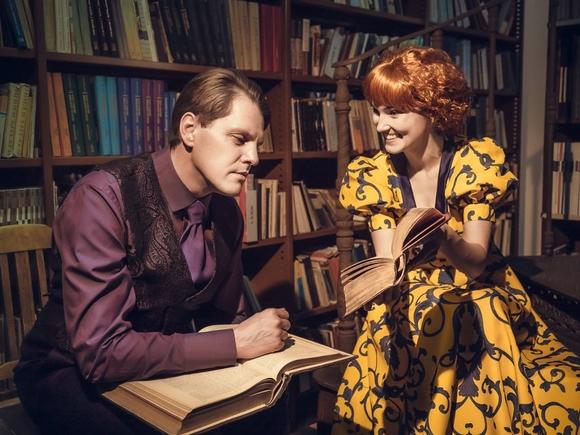«Приют комедианта» дарит петербуржцам к лету яркую историю любви