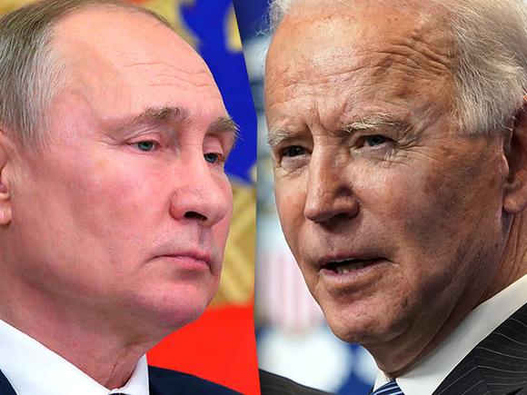 Байден сообщил, когда может поговорить с Путиным