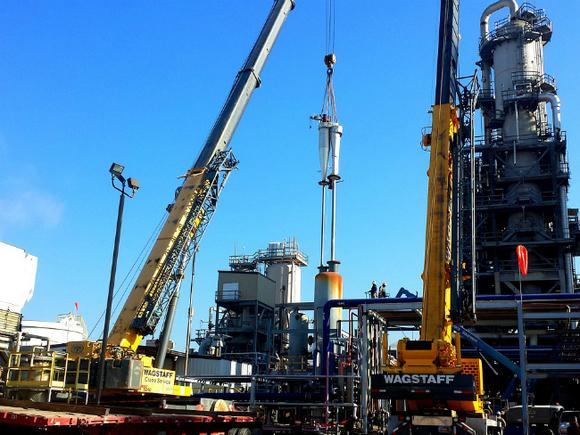 Нефтяные цены вновь начали расти