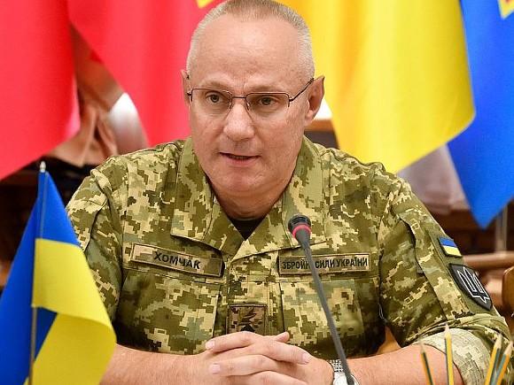 Главнокомандующий ВС Украины заявил о готовности быстрого реагирования на востоке страны