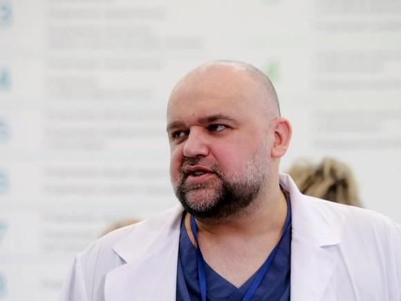 Главврач больницы в Коммунарке заявил о сложностях лечения мутировавшего коронавируса