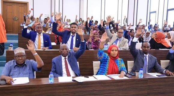 Полиция сорвала попытку депутатов парламента Сомали продлить срок полномочий президенту