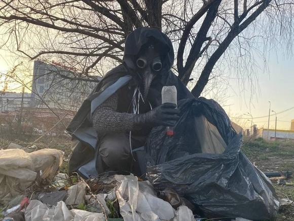 Рязанцы требуют прекратить ввоз в регион столичного мусора