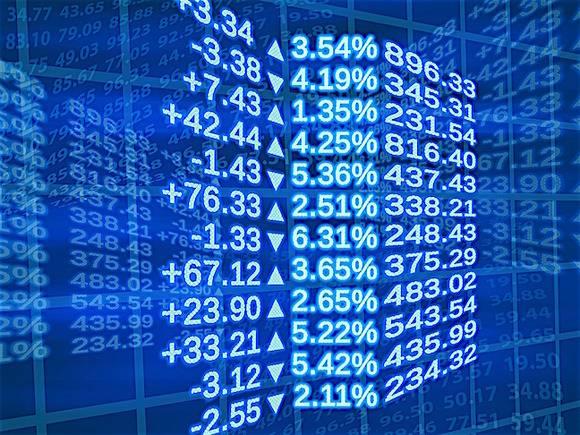 Российский рынок акций показывает разнонаправленную динамику