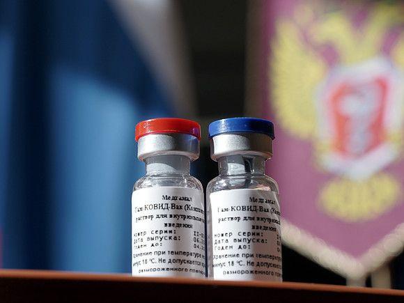 ВОЗ нашла нарушения на производстве вакцины «Спутник»